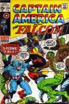 Captain America #134 Comic Books - Covers, Scans, Photos  in Captain America Comic Books - Covers, Scans, Gallery