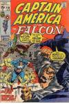 Captain America #136 comic books - cover scans photos Captain America #136 comic books - covers, picture gallery