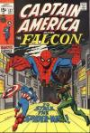 Captain America #137 Comic Books - Covers, Scans, Photos  in Captain America Comic Books - Covers, Scans, Gallery