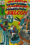 Captain America #141 Comic Books - Covers, Scans, Photos  in Captain America Comic Books - Covers, Scans, Gallery