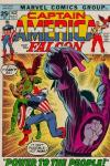 Captain America #143 Comic Books - Covers, Scans, Photos  in Captain America Comic Books - Covers, Scans, Gallery