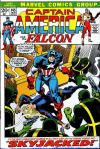 Captain America #145 comic books - cover scans photos Captain America #145 comic books - covers, picture gallery