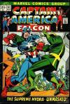 Captain America #147 comic books - cover scans photos Captain America #147 comic books - covers, picture gallery