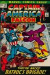 Captain America #149 comic books - cover scans photos Captain America #149 comic books - covers, picture gallery
