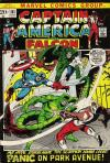 Captain America #151 comic books - cover scans photos Captain America #151 comic books - covers, picture gallery
