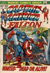 Captain America #154 Comic Books - Covers, Scans, Photos  in Captain America Comic Books - Covers, Scans, Gallery