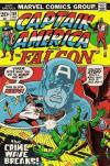 Captain America #158 comic books - cover scans photos Captain America #158 comic books - covers, picture gallery