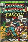 Captain America #159 comic books - cover scans photos Captain America #159 comic books - covers, picture gallery