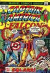 Captain America #160 comic books - cover scans photos Captain America #160 comic books - covers, picture gallery