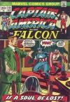 Captain America #161 Comic Books - Covers, Scans, Photos  in Captain America Comic Books - Covers, Scans, Gallery