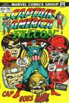 Captain America #162 Comic Books - Covers, Scans, Photos  in Captain America Comic Books - Covers, Scans, Gallery