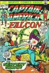 Captain America #163 Comic Books - Covers, Scans, Photos  in Captain America Comic Books - Covers, Scans, Gallery