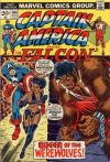 Captain America #164 comic books - cover scans photos Captain America #164 comic books - covers, picture gallery