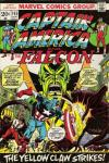Captain America #165 comic books - cover scans photos Captain America #165 comic books - covers, picture gallery