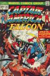 Captain America #167 comic books - cover scans photos Captain America #167 comic books - covers, picture gallery
