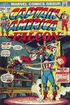 Captain America #168 comic books - cover scans photos Captain America #168 comic books - covers, picture gallery
