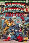 Captain America #170 comic books - cover scans photos Captain America #170 comic books - covers, picture gallery