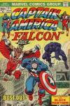Captain America #171 comic books - cover scans photos Captain America #171 comic books - covers, picture gallery