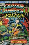 Captain America #182 Comic Books - Covers, Scans, Photos  in Captain America Comic Books - Covers, Scans, Gallery