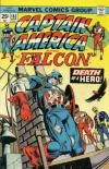 Captain America #183 comic books - cover scans photos Captain America #183 comic books - covers, picture gallery