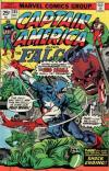 Captain America #185 comic books - cover scans photos Captain America #185 comic books - covers, picture gallery