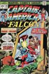 Captain America #186 comic books - cover scans photos Captain America #186 comic books - covers, picture gallery