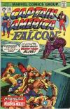 Captain America #187 comic books - cover scans photos Captain America #187 comic books - covers, picture gallery