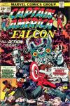 Captain America #190 cheap bargain discounted comic books Captain America #190 comic books