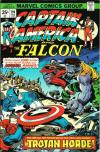 Captain America #194 Comic Books - Covers, Scans, Photos  in Captain America Comic Books - Covers, Scans, Gallery