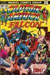 Captain America #195 Comic Books - Covers, Scans, Photos  in Captain America Comic Books - Covers, Scans, Gallery