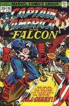 Captain America #196 comic books - cover scans photos Captain America #196 comic books - covers, picture gallery