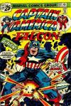 Captain America #197 comic books - cover scans photos Captain America #197 comic books - covers, picture gallery