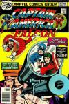 Captain America #198 comic books - cover scans photos Captain America #198 comic books - covers, picture gallery