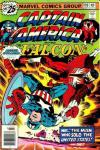 Captain America #199 comic books - cover scans photos Captain America #199 comic books - covers, picture gallery