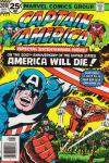 Captain America #200 comic books - cover scans photos Captain America #200 comic books - covers, picture gallery