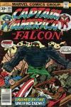 Captain America #204 comic books - cover scans photos Captain America #204 comic books - covers, picture gallery