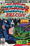 Captain America #207 comic books for sale