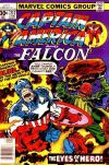 Captain America #212 comic books for sale