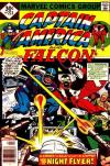 Captain America #213 comic books for sale