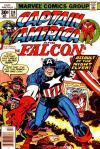 Captain America #214 comic books - cover scans photos Captain America #214 comic books - covers, picture gallery