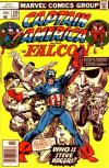 Captain America #215 comic books - cover scans photos Captain America #215 comic books - covers, picture gallery