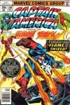 Captain America #216 comic books - cover scans photos Captain America #216 comic books - covers, picture gallery