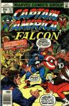 Captain America #217 comic books - cover scans photos Captain America #217 comic books - covers, picture gallery