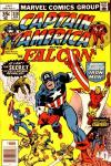 Captain America #218 comic books - cover scans photos Captain America #218 comic books - covers, picture gallery