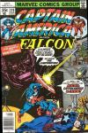 Captain America #219 Comic Books - Covers, Scans, Photos  in Captain America Comic Books - Covers, Scans, Gallery