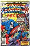 Captain America #220 comic books - cover scans photos Captain America #220 comic books - covers, picture gallery