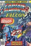 Captain America #221 Comic Books - Covers, Scans, Photos  in Captain America Comic Books - Covers, Scans, Gallery
