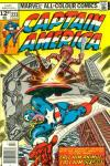 Captain America #223 comic books - cover scans photos Captain America #223 comic books - covers, picture gallery