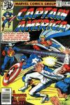 Captain America #229 comic books - cover scans photos Captain America #229 comic books - covers, picture gallery