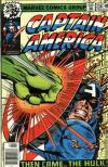 Captain America #230 comic books - cover scans photos Captain America #230 comic books - covers, picture gallery